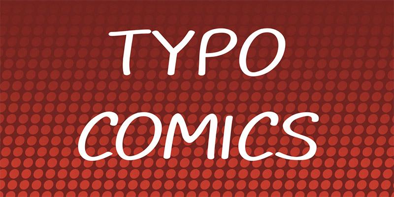 20 Font per Bambini da Scaricare Gratis - Typo Comics