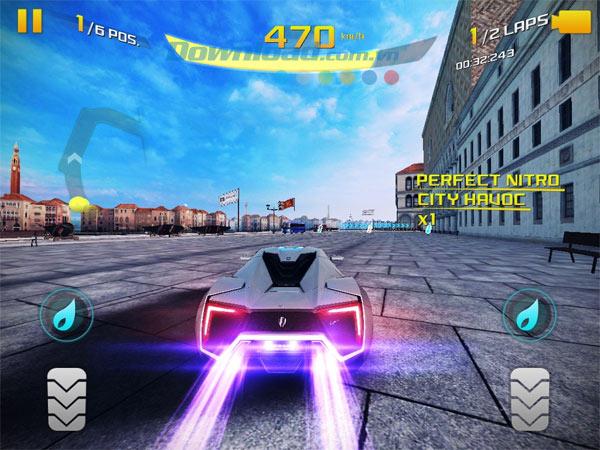 28 Giochi Multiplayer per iOS per Combattere la Noia - Asphalt 8 Airborne