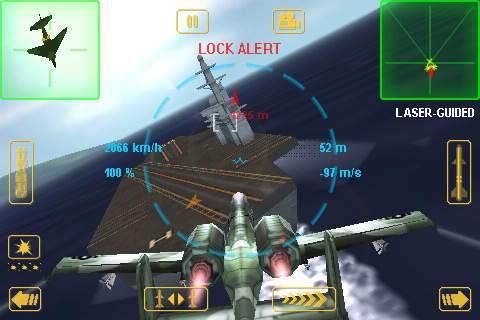 28 Giochi Multiplayer per iOS per Combattere la Noia - F.A.S.T. — Fleet Air Superiority Tactics