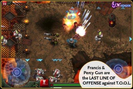 28 Giochi Multiplayer per iOS per Combattere la Noia - Gun Bros
