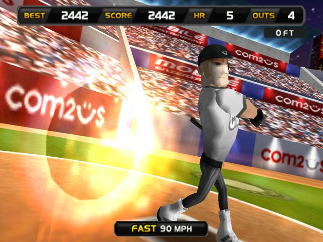 28 Giochi Multiplayer per iOS per Combattere la Noia - Homerun Battle 3D