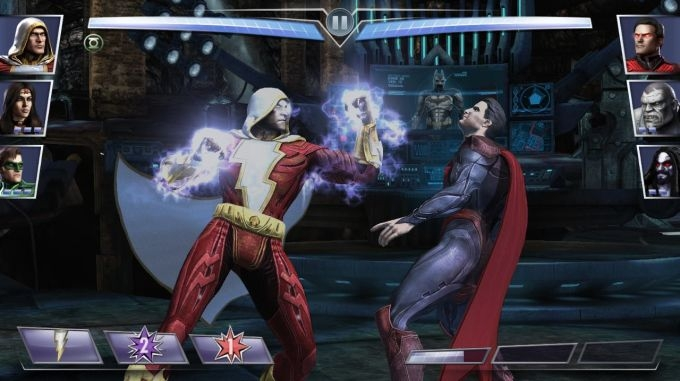 28 Giochi Multiplayer per iOS per Combattere la Noia - Injustice Gods Among Us