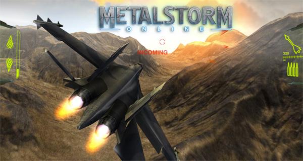 28 Giochi Multiplayer per iOS per Combattere la Noia - MetalStorm Online