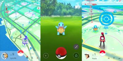 28 Giochi Multiplayer per iOS per Combattere la Noia - Pokémon GO