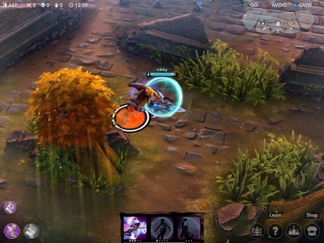 28 Giochi Multiplayer per iOS per Combattere la Noia - Vainglory