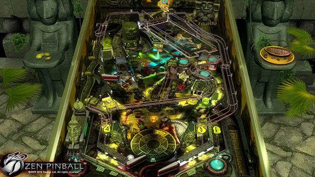 28 Giochi Multiplayer per iOS per Combattere la Noia - Zen Pinball