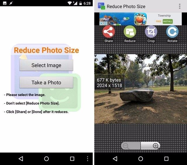 3 App per Ridurre le Dimensioni delle Foto su Android - Reduce Photo Size