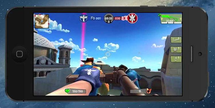 Giochi multiplayer per iOS per combattere la noia