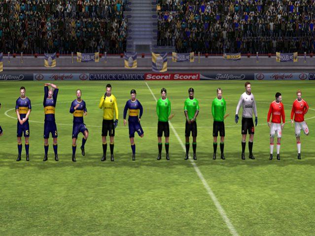 I Migliori 15 Giochi di Calcio per Android del 2016 - Dream League Soccer