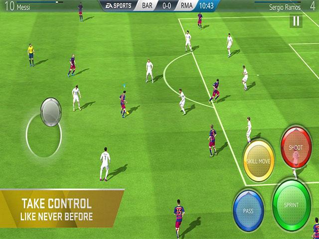 I Migliori 15 Giochi di Calcio per Android del 2016 - FIFA 16