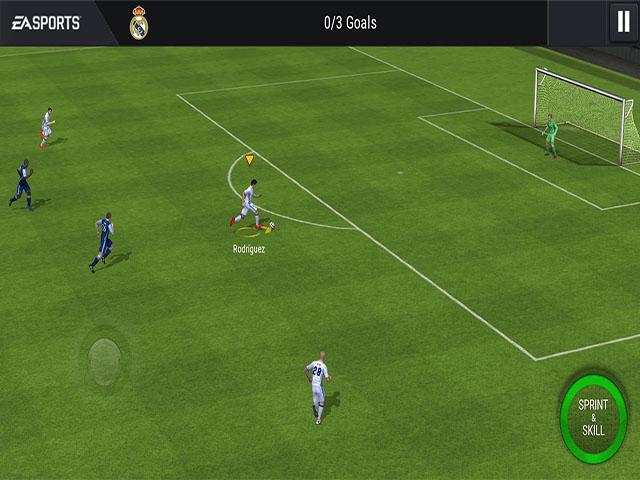 I Migliori 15 Giochi di Calcio per Android del 2016 - FIFA Mobile Football