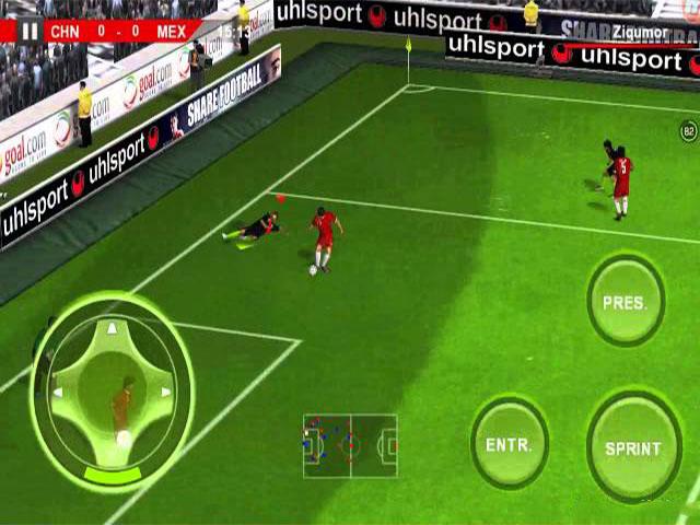 I Migliori 15 Giochi di Calcio per Android del 2016 - Real Football