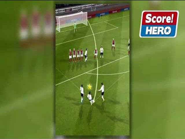 I Migliori 15 Giochi di Calcio per Android del 2016 - Score Hero