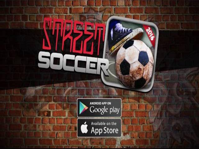 I Migliori 15 Giochi di Calcio per Android del 2016 - Street Soccer 2016