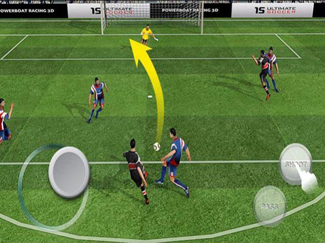I Migliori 15 Giochi di Calcio per Android del 2016 - Ultimate Soccer - Football
