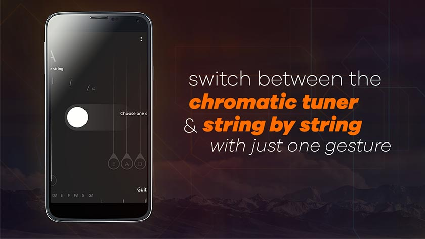 Le Migliori 10 App per Accordare la Chitarra per Android - Cifra Club Tuner