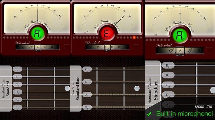 Le Migliori 10 App per Accordare la Chitarra per Android - Pro Guitar Tuner