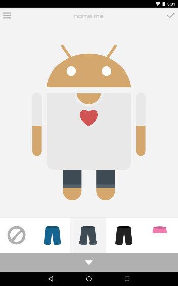 Le Migliori 5 App per Creare Avatar su Android - Androidify