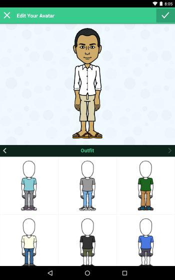 Le Migliori 5 App per Creare Avatar su Android - Bitmoji