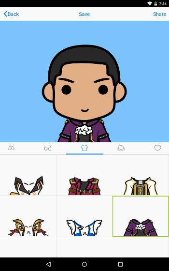 Le Migliori 5 App per Creare Avatar su Android - FaceQ