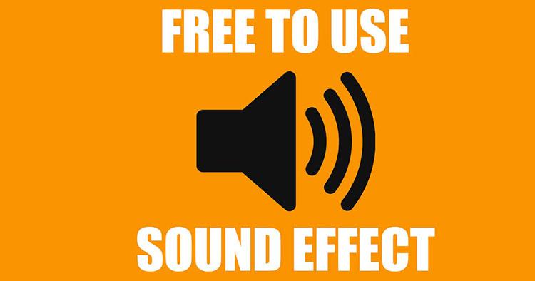 Scaricare effetti sonori gratis