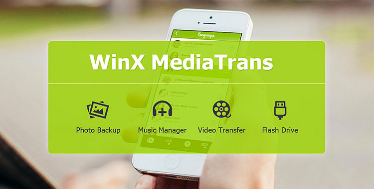 Immagine del software Winx MediaTrans