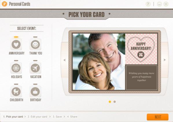 4 Software Gratis per Creare Biglietti di Auguri su Windows 10 - Personal eCards