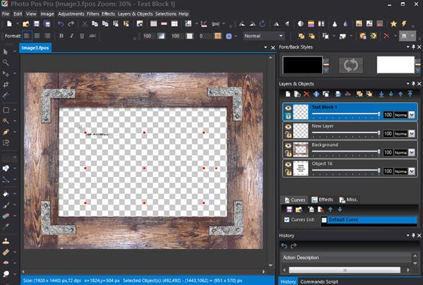 4 Software Gratis per Creare Biglietti di Auguri su Windows 10 - Photo Pos Pro
