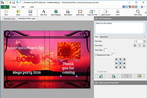 5 Programmi Gratis per Creare Copertine di DVD su Windows 10 - Disketch