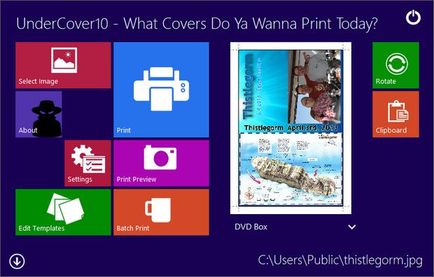 5 Programmi Gratis per Creare Copertine di DVD su Windows 10 - Undercover10