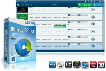 Come Rippare un Blu-Ray - Leawo Blu-ray Ripper