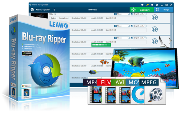 Come Rippare un Blu-Ray in MKV, AVI, MP4, WMV, etc - Leawo Blu-ray Ripper