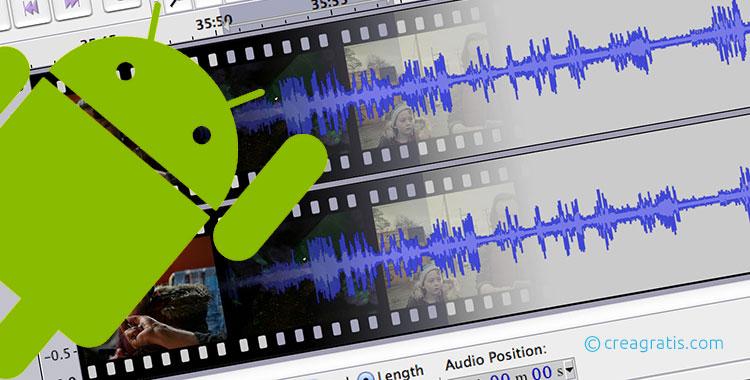 App gratis per estrarre audio da video su Android