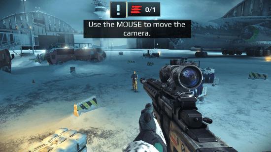 I Migliori 10 Sparatutto in Prima Persona Gratis per Windows 10 - Sniper Fury