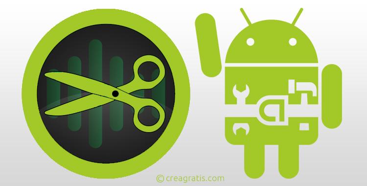 App per tagliare file audio MP3 su Android