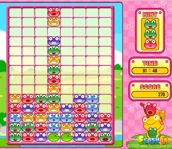 Tetris per Bambini 4 Giochi Online e Gratis - Hexa