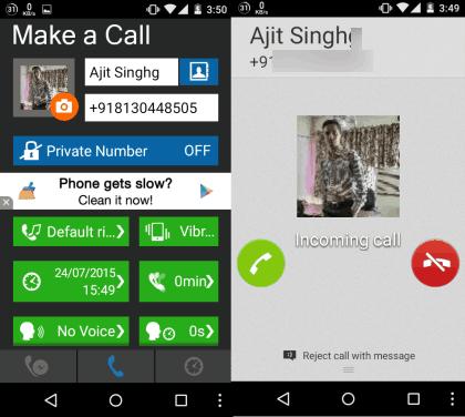 5 App per Chiamate Finte su Android - Fake Call & SMS