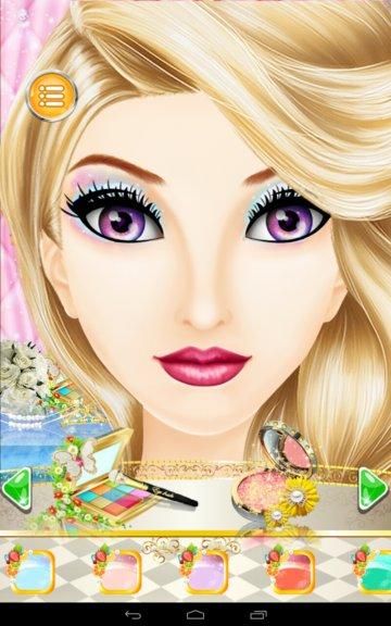 5 Giochi di Make Up per Android - My Makeup Salon
