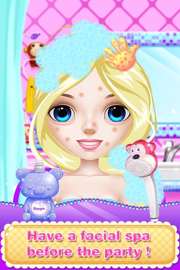 5 Giochi di Make Up per Android - Princess Makeup Salon