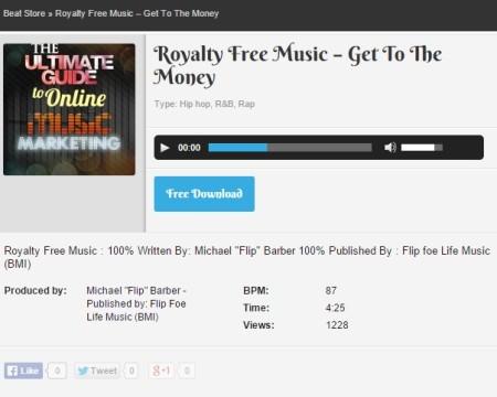5 Siti per Scaricare Basi Rap Instrumental Gratis - Free Mp3 Instrumentals