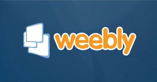 I Migliori 5 Servizi per Creare Siti Web Gratis - Weebly.com