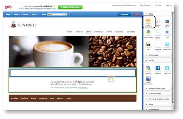 I Migliori 5 Servizi per Creare Siti Web Gratis - Yola.com