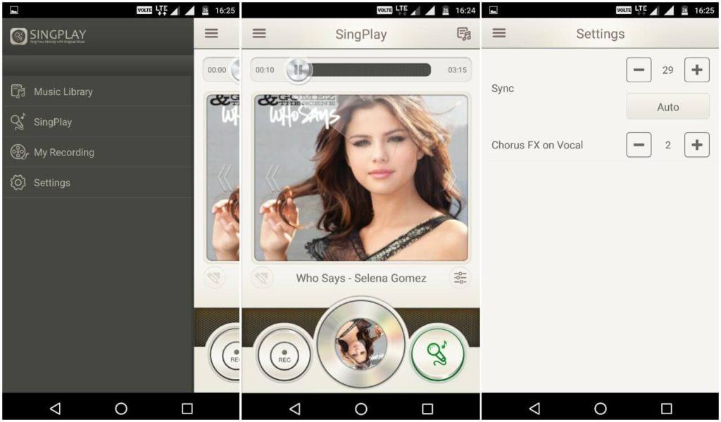 Le Migliori 5 App per Karaoke su Android - SingPlay