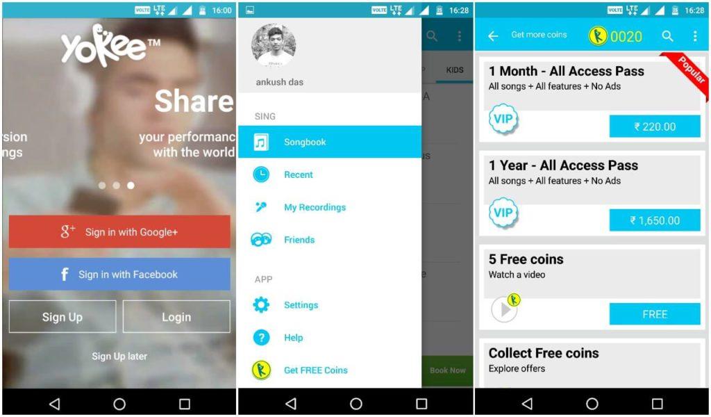 Le Migliori 5 App per Karaoke su Android - Yokee