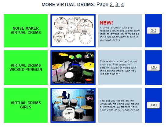 5 Siti per Suonare la Batteria Virtuale Online e Gratis - Drum Nuts