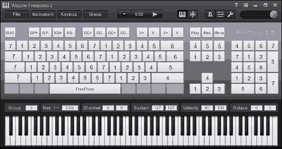 I Migliori 5 Programmi per Suonare il Pianoforte con il PC - FreePiano