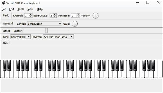 I Migliori 5 Programmi per Suonare il Pianoforte con il PC - Virtual MIDI Piano Keyboard