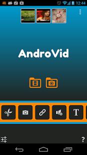 Le Migliori 5 App per Unire Video su Android - AndroVid
