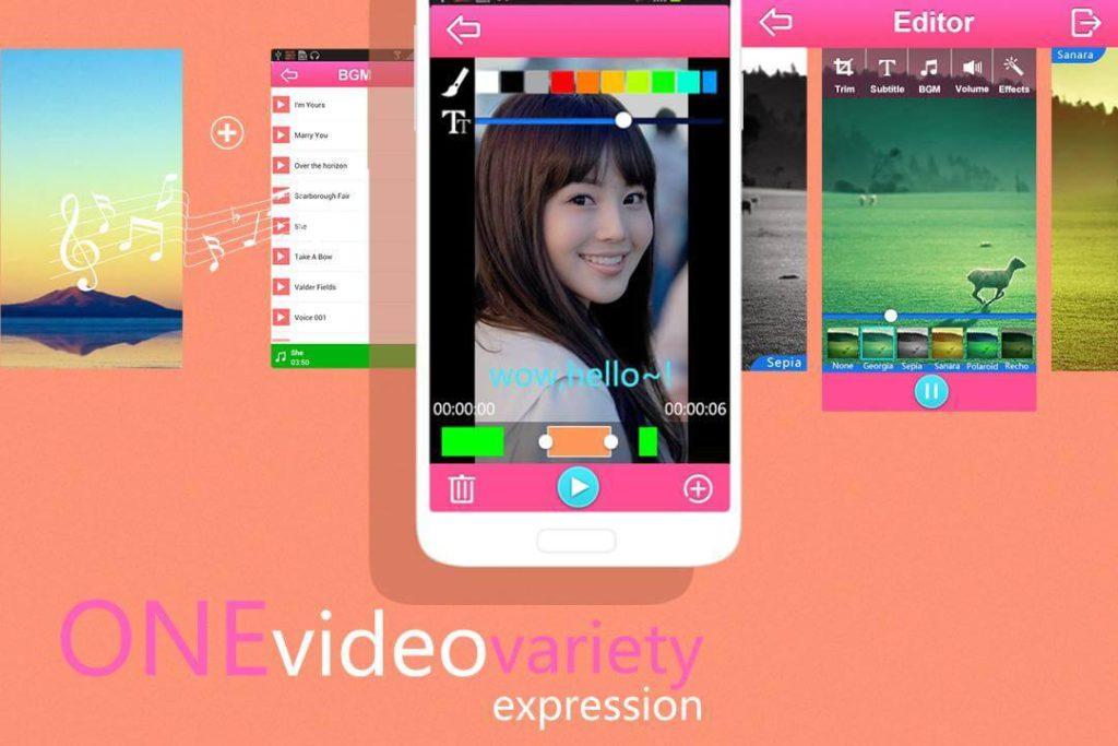 Le Migliori 5 App per Unire Video su Android - VideoShow