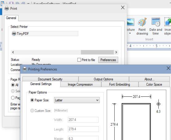 Le Migliori 5 Stampanti PDF Virtuali per Windows 10 - TinyPDF